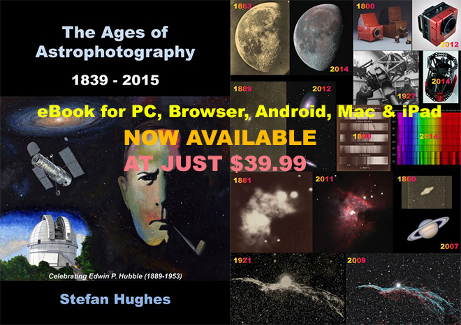 Ages of Astrophotography
