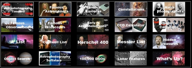 Astrophotography Resources