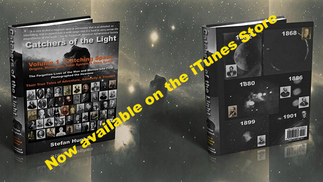 Catchers of the Light Printed Book