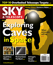 Sky &amp; Telescope April 2013 Edition