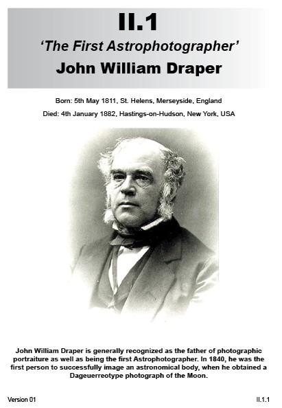 II.1 John William Draper