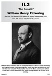 II.3 William Henry Pickering