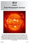 III.4 Solar Photographic Surveys