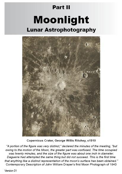 II.0 Lunar Astrophotography