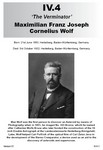 IV.4 Maximilian Franz Joseph Cornelius Wolf