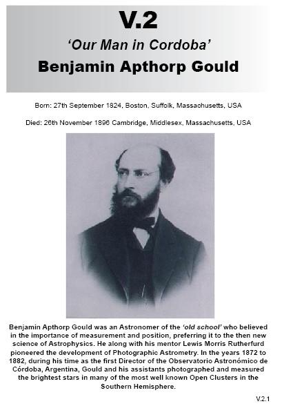 V.2 Benjamin Apthorp Gould