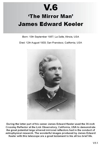 V.6 James Edward Keeler