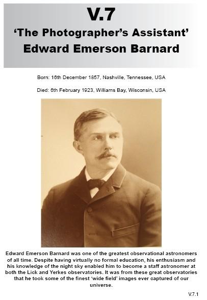 V.7 Edward Emerson Barnard