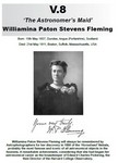 V.8 Williamina Paton Stevens Fleming