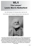 VI.1 Lewis Morris Rutherfurd