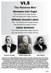 VI.5 Hermann Vogel, Oswald Lohse & Julius Scheiner