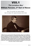 VIII.1 William Parsons, 3rd Earl of Rosse