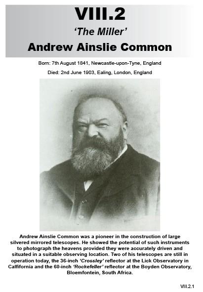 VIII.2 Andrew Ainslie Common