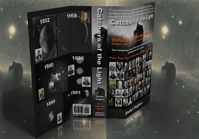 'Catchers of     the Light' - eBook